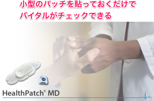 「HealthPatch」